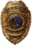 Kickapoo Tribe Police Badge